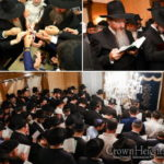 Uplifting Shabbos Slichos for Moscow Delegation