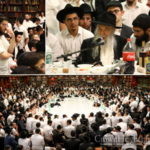 Photos: Reb Yoel Farbrengs for Vov Tishrei