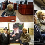 City Council Candidate Visits the Ohel