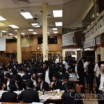 65 Chabad Bochurim Diagnosed with Coronavirus After Returning To Israel