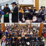750 Religeous Leaders Gather in Moscow Shul