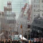 18 Years Later, Part 2: Haunting 9/11 Video Captured by NYPD Helicopter Shows World Trade Center's Twin Towers Collapse