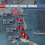 Miami to Be Spared the Worst of Hurricane Irma