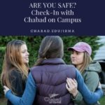 Chabad on Campus Prepares for 'Hurricane Shabbat'