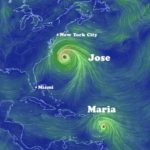 Hurricane Maria Now Cat. 5; Jose to Pound New York