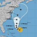 Hurricane Jose Eyes New York