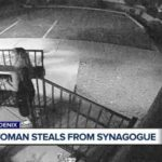 Police Seek Woman Who Stole from Arizona Chabad