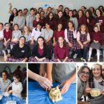 Schools Join for Unity Challah Bake