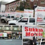 Mitzvah Tank Office Expects Bigger Sukkos Season
