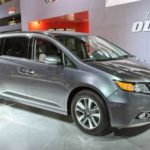 Honda Recalling Minivans; Seats May Tip Forward