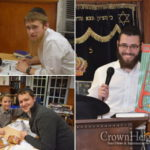 London Yeshiva Students Study with Younger Peers