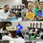 Coral Springs Begins Unique 'Avos Ubanim' Program