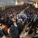 Chabad On Campus Annual Pegisha This Shabbos in Crown Heights
