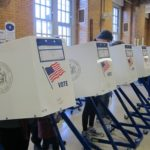 Voters Head to the Polls in New York City