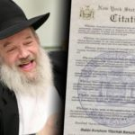 Assembly Issues Birthday Proclamation for R' Gerlitzky