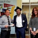 Chabad Distributes Tuition Grants to Harvey Victims