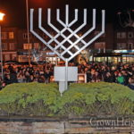 Chanukah Lights Shine Bright Accross Essex