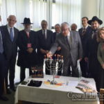 Chanukah Celebrated in Australia's Parliament