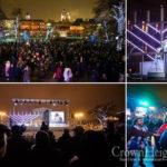 Photos: Miracle of Chanukah in the Red Square