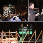 World's Largest Menorah Lights Up Manhattan
