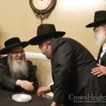Picture of the Day: Satmar and Chabad