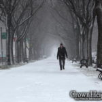 First Snow of the Season Expected This Shabbos