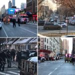 4 Injured in Midtown Blast, Suspected Terror Attack