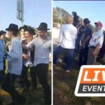 LIVE: Jews Thanking Trump in Florida!