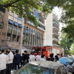 Fire Forces the Evacuation of Buenos Aires Chabad Center