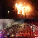 Six Firefighters Injured in Crown Heights Blaze