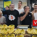 Video: Dancing in the Shuk