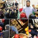 Children Learn about Tu B'Shvat at Mr Greens