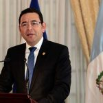 Guatemalan President to Attend Shabbat Dinner