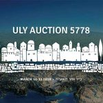 Lubavitcher Yeshiva Announces Their Auction Date