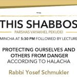 Shabbos at the Besht: Protecting from Danger