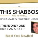 Shabbos at the Besht: Is there Only One Shulchan Aruch?