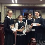 Lubavitch HS girls Embark on Recording Stories of the Rebbe