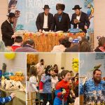 Purim at Friendship Circle of Brooklyn