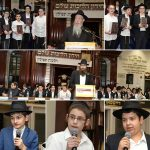 Crown Heights Boys Compete in Halachos Bee