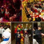 Purim in Kharkov Unhindered by Storms & Frigid Weather