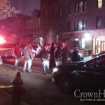 Man Shot in the Leg on Crown Street