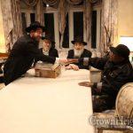 Photos: Buying Back the Chometz
