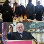 Chabad of Brooklyn Law School Hosts Nathan Lewin