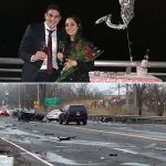 Newly Engaged Couple Killed in Horrific Crash