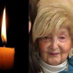 Boruch Dayan Hoemes: Mrs. Sylvia Reiter, 95, OBM