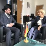 Australian Rabbi Sends Message to Germany Amid Rise in Anti-Semitism