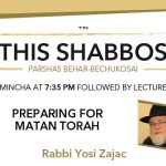 Shabbos at the Besht: Preparing for Matan Torah