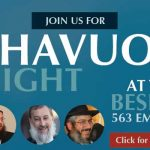 Shavuos at the Besht: A Full Night of Torah Study