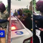 Man Arrested for Throwing Rocks Amid Anti-Semitic Tirade