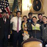 A U.S. Treasury Official's Moving Encounter With Atlanta Yeshivah Students